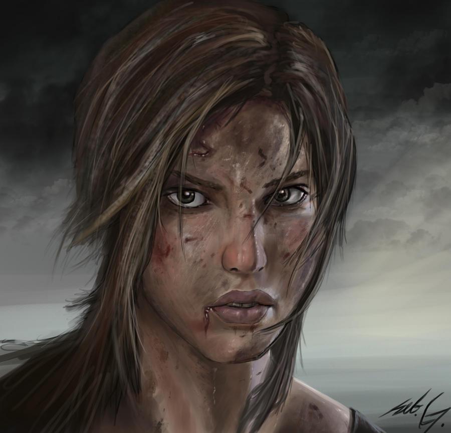 Tomb Raider by Mihawq