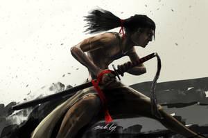 Samurai by Mihawq