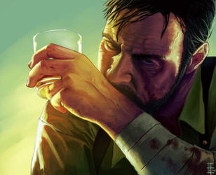 Max Payne by Mihawq