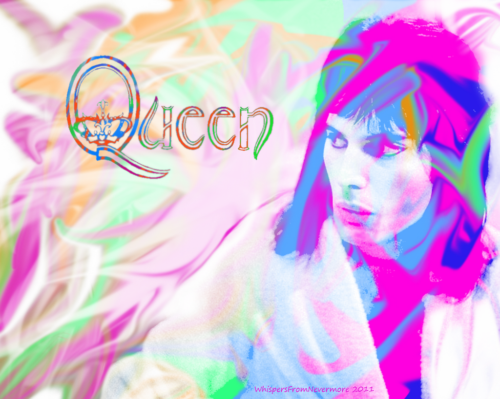 Freddie Mercury Wallpaper by WhisperFromNevermore