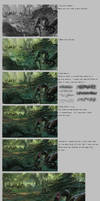 Encounter - tutorial by MCfrog