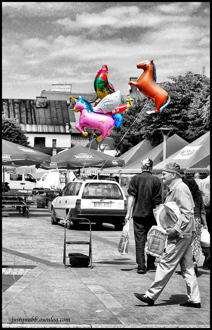 Baloons by jennyah