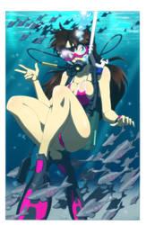 Aquarium by Severflame