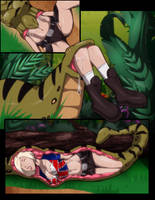 Snake Snack Page 03 Alternate by Severflame
