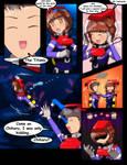 CCS: Sakura and Friends At the Aquarium Page 18