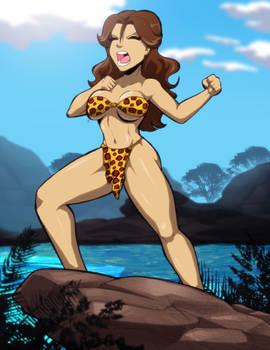 Jenna's Tarzan Yell