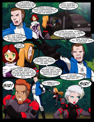Fallen A.N.G.E.L.S: To The Rescue Page 10