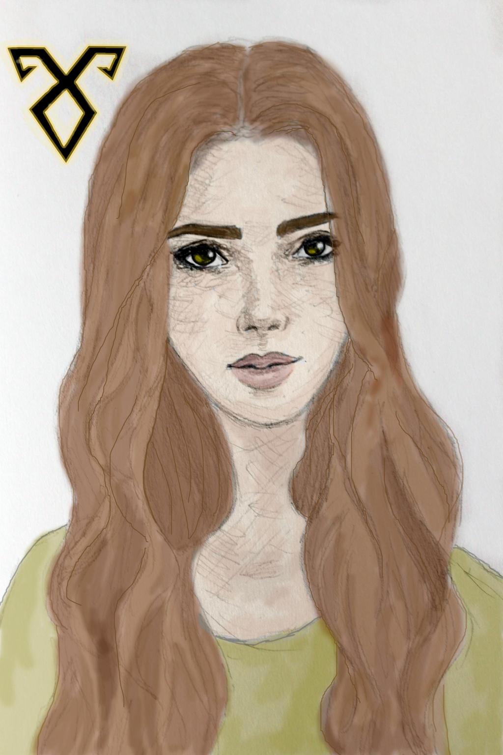 Clary Fray by ZeldaGurl123 on DeviantArt