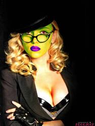 Scarlett Green wtf..