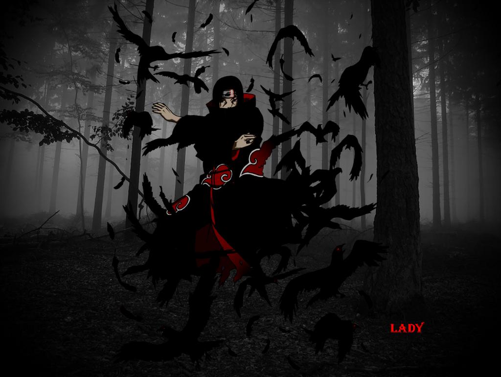Itachi Uchiha The Shinobi Of Darkness By TheDemonLady