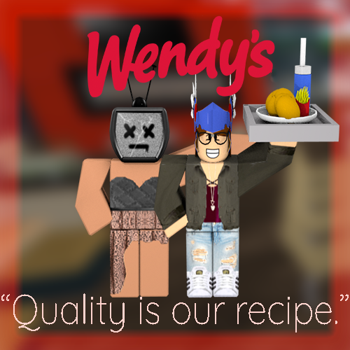 Wendy's Logo by TheDrawingBoardRBLX