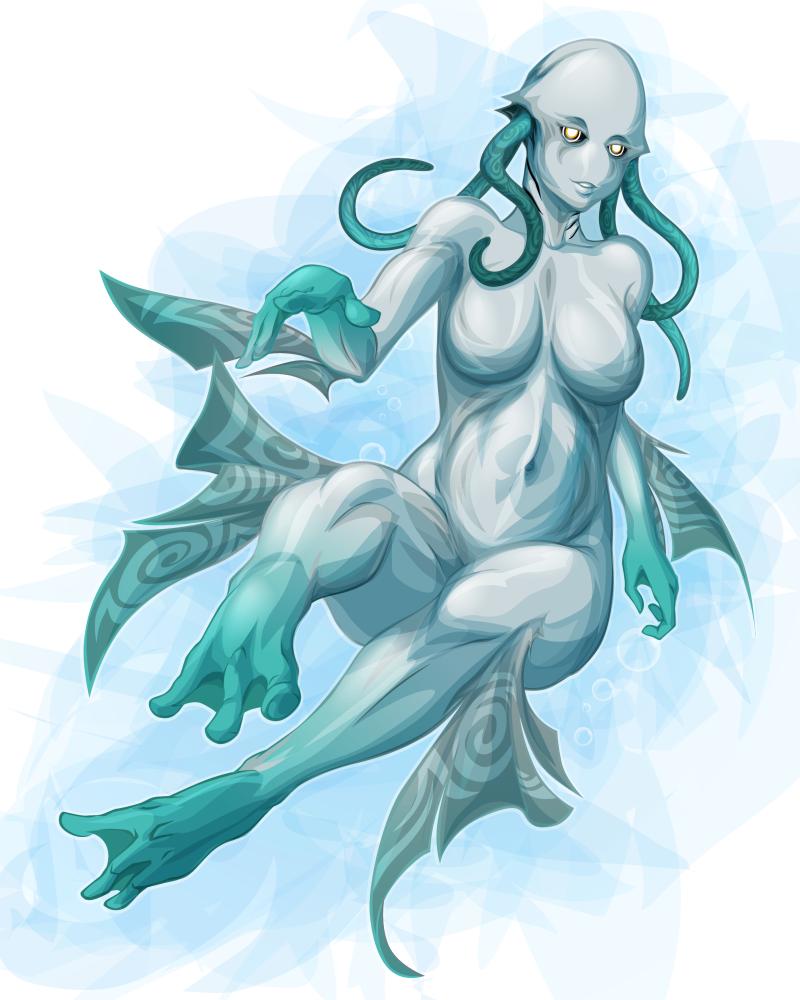 Deep Silver by TheCrobot