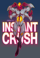 Enemy Stand: Instant Crush by Croxot