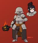 Commission - Dwarf