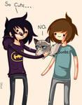 Tarder A.K.A Grumpy Cat