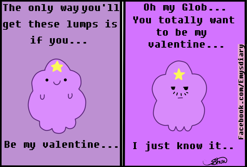 Valentines Card LSP by EmilysDiary