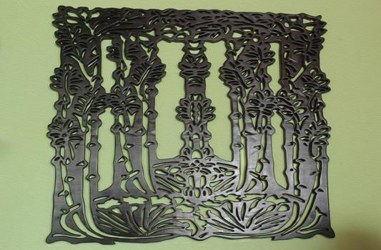 Wood Deco Panel