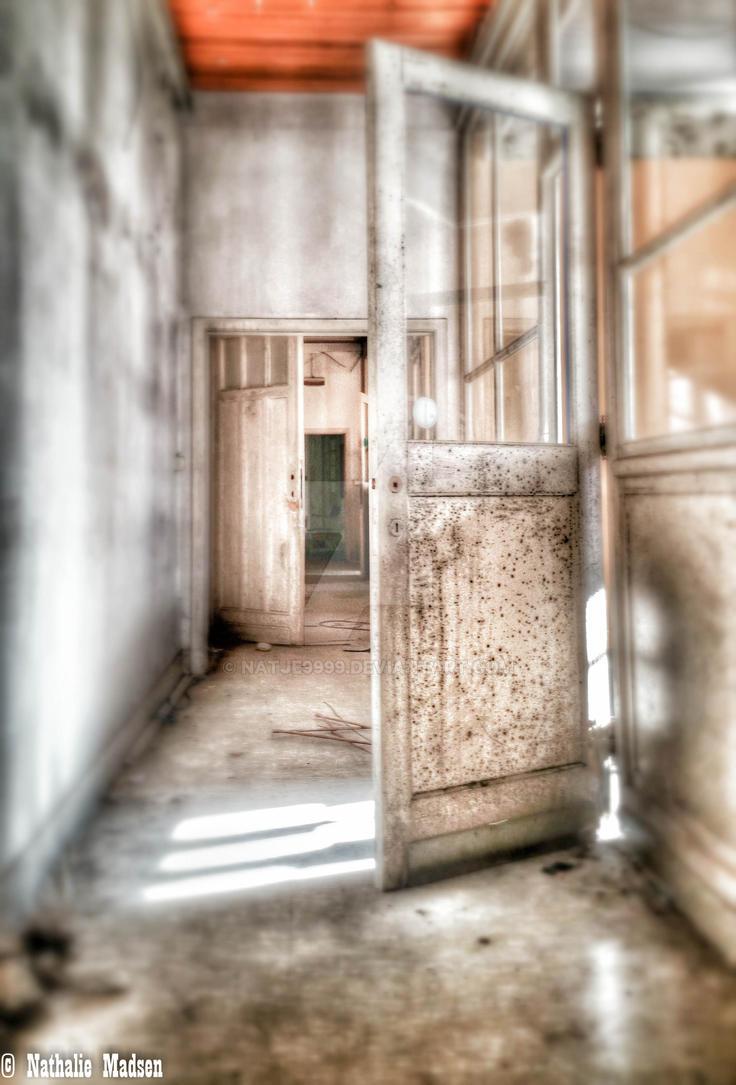 Salve Mater - Hallway by Natje9999