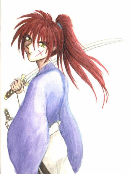 Battousai by Tenshi-Androgynous