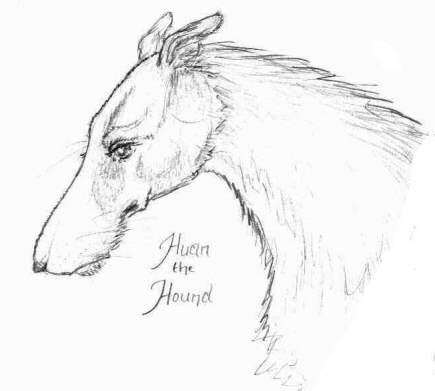 Huan the Hound by Tenshi-Androgynous