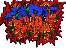 deviantART graffiti by royov