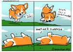 Ichabod the Optimist Canine #1