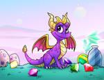 Ready, go, Spyro!