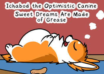 ItOC #60 - Sweet Dreams Are Made of Grease by AylaStarDragon