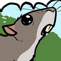 Noodle Doodles - A Nasty Rat