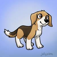 A Dog a Day - Beagle