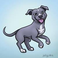 Doggie Doodles - Pitbull