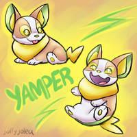 Yamper Doodles