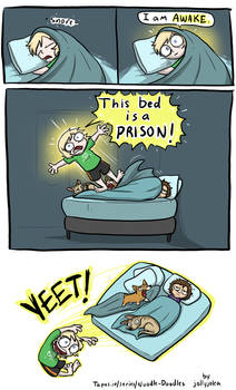 Prison of Sheets