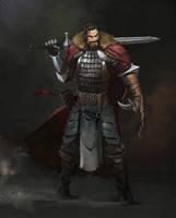 Warrior Concept by maxprodanov