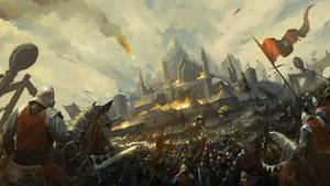 Castle Siege by maxprodanov