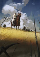 Peasants' Revolt by maxprodanov
