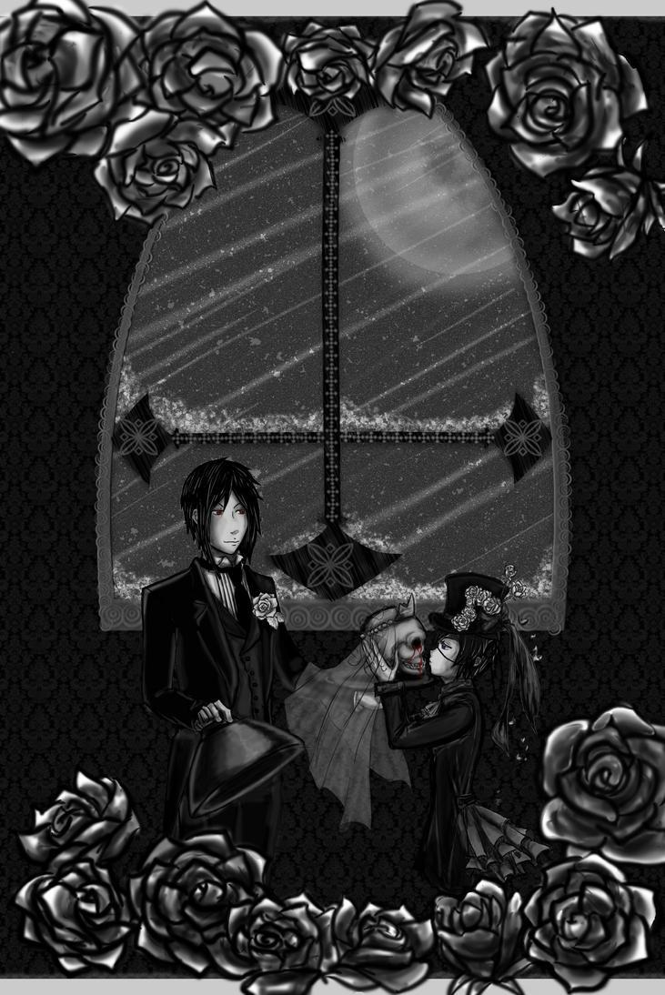 Macabre Wedding by KawaiiYuri