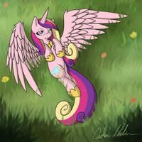 Princess Cadence by nerow94