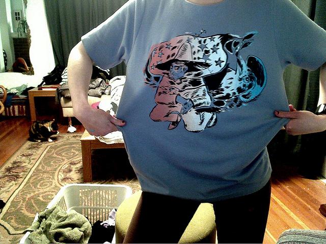 teeshirt by plutonia