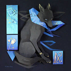 Anubis by plutonia