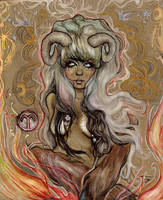 Aries by plutonia