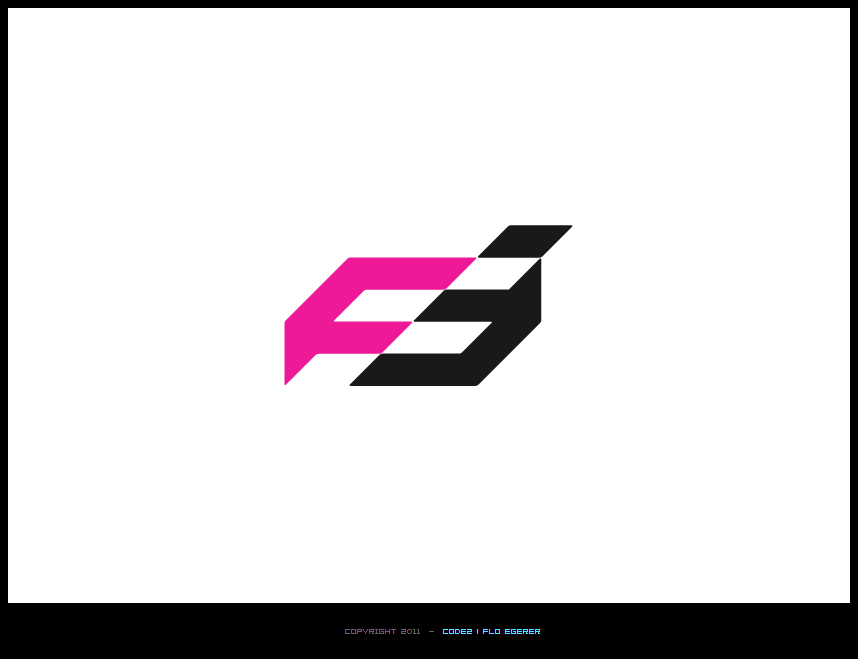F. EGERER LOGOTYPE by code2