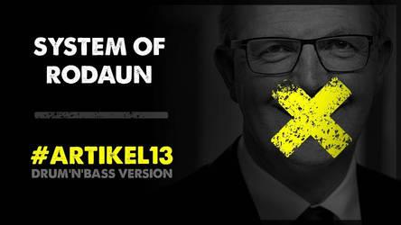 System of Rodaun - #Artikel13 (YT Thumbnail)