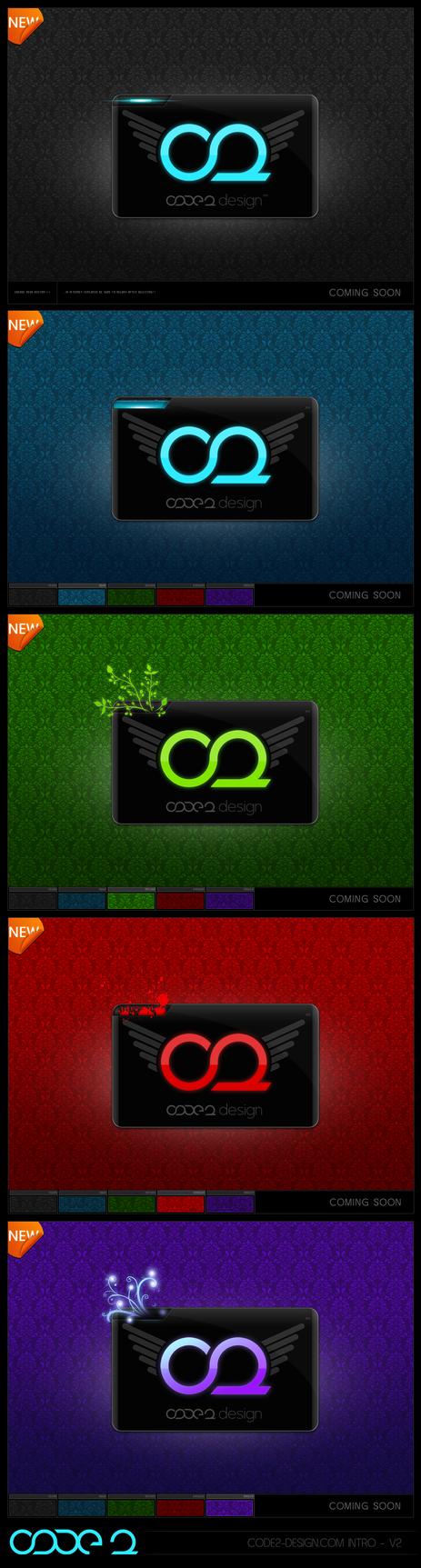 CODE2-DESIGN.COM - INTRO.V2 by code2