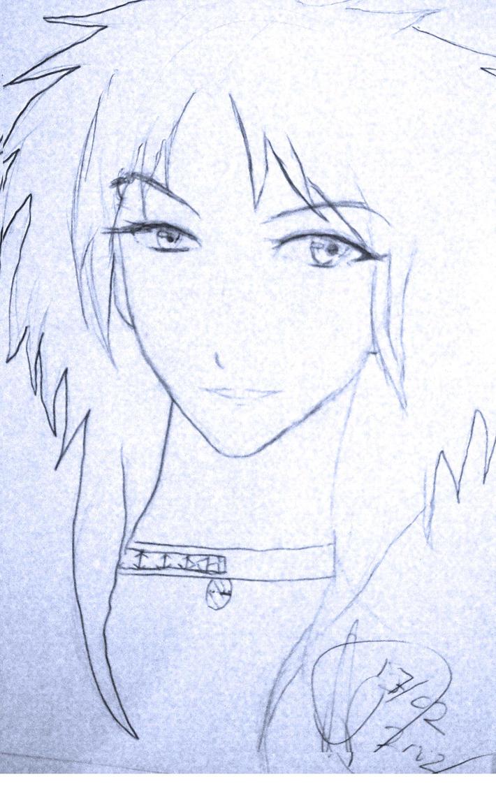 Hideki-smile by Ai-Rin