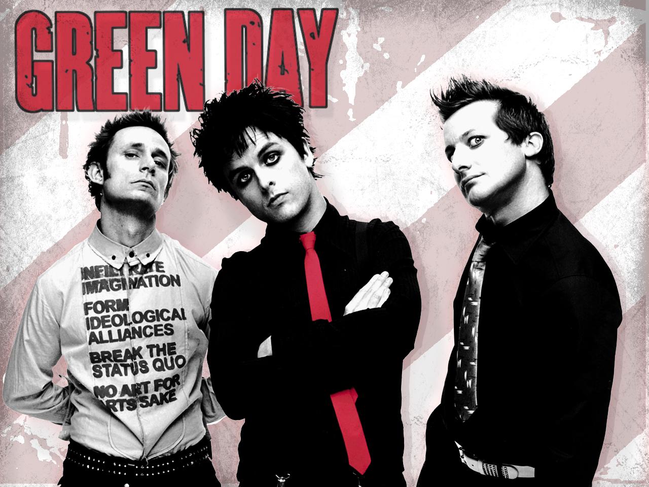 Resultado de imagen de Green Day