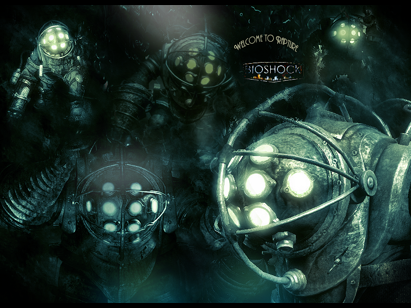 Big daddy wallpaper by reddevil00 on deviantart for Big daddy s antiques