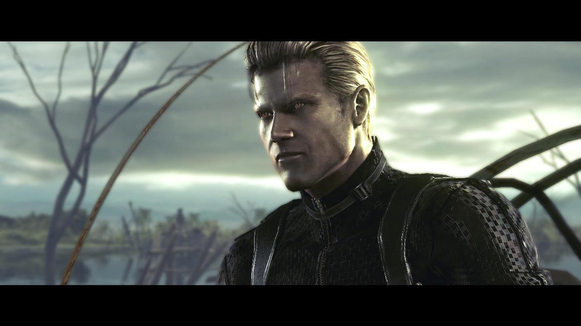 Wesker screenshot 3 by RedDevil00