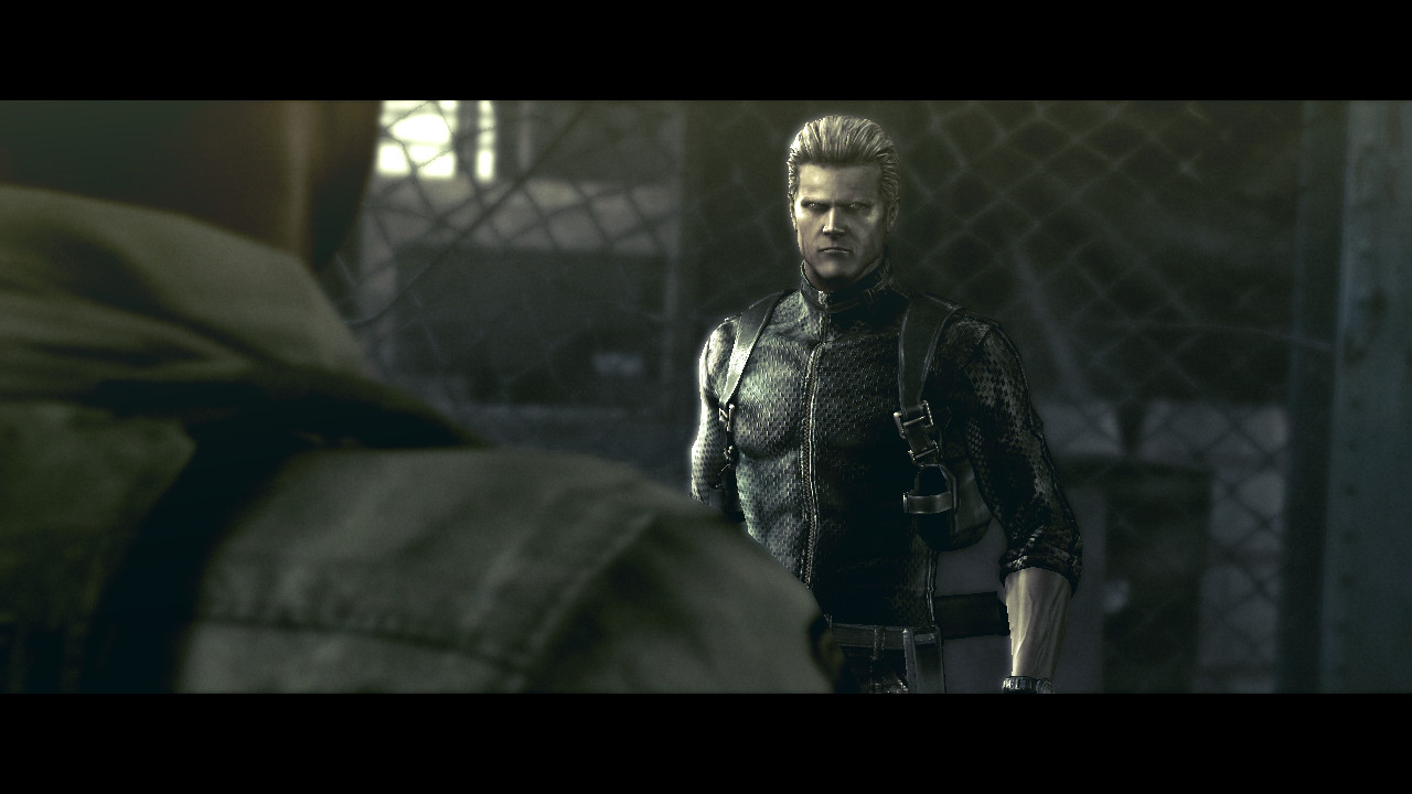 Wesker screenshot 4 by RedDevil00