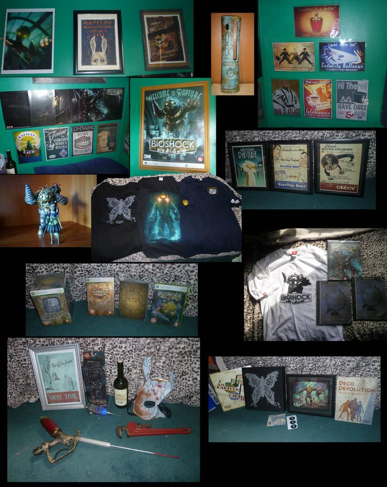 Bioshock Collection by RedDevil00